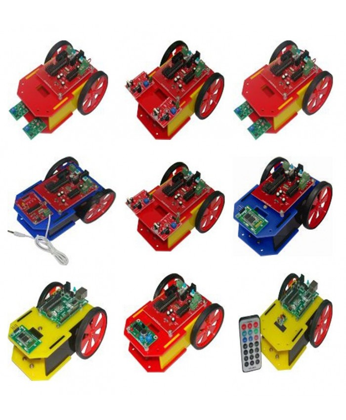 9 in 1 ROBOTICS KITS 1