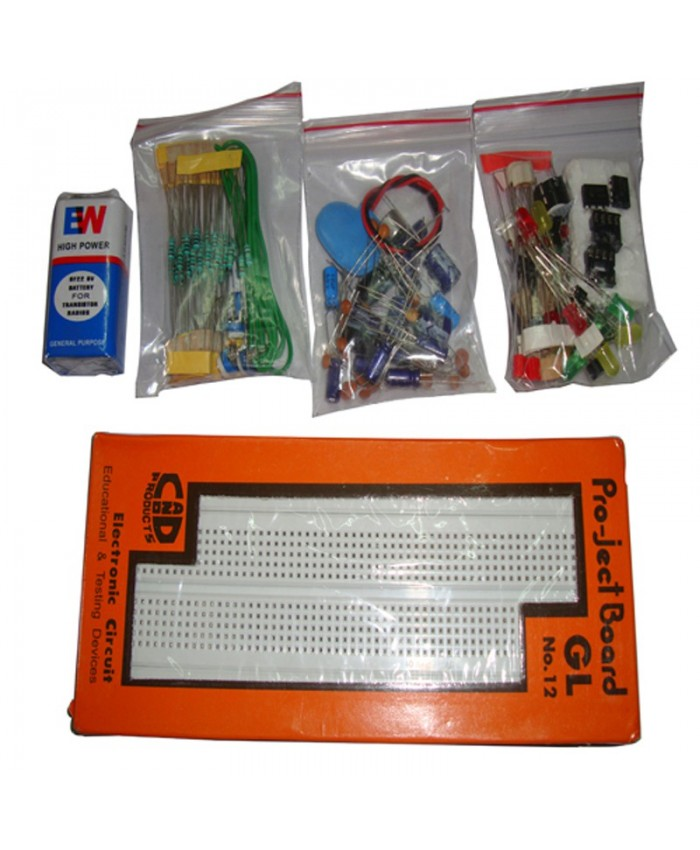 ELECTRONICS COMPONENTS PACK